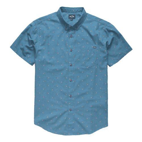Billabong All Day Jacquard Short Sleeve Shirt - Men's