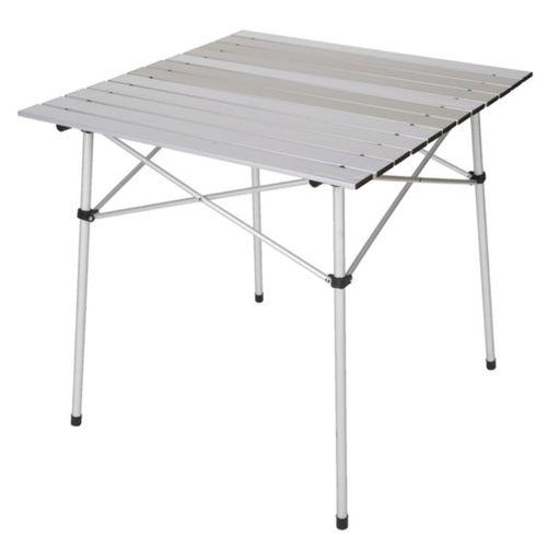 Stansport Aluminum Slat Table