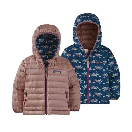 Patagonia Reversible Down Sweater Hoodie - Infant