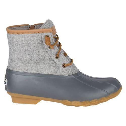 Sperry Saltwater Emboss Wool Duck Boot - Women's