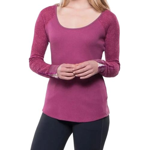 Kuhl Alva Thermal Long-Sleeve Shirt - Women's