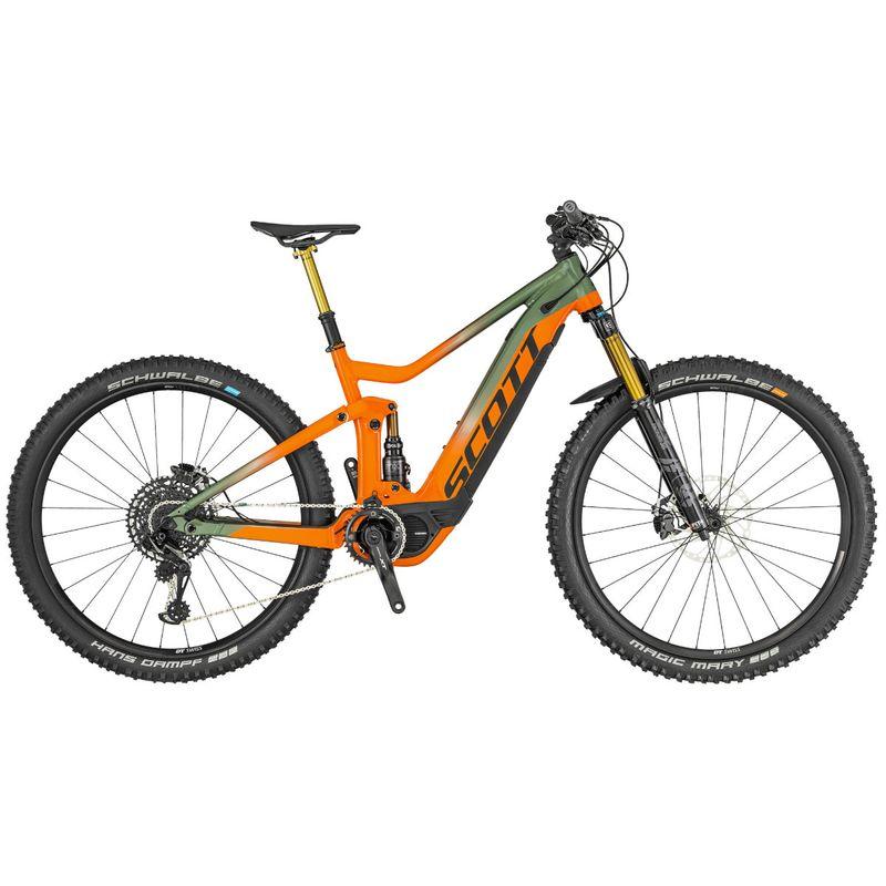 Scott Genius eRide 900 Tuned E-Bike