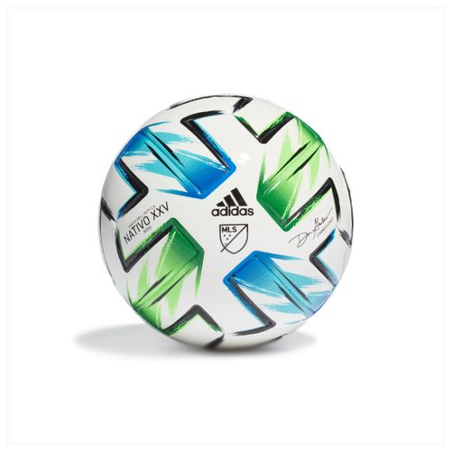 adidas MLS Nativo XXV Mini Soccer Ball