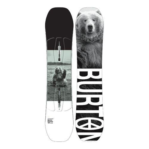 Burton Process Smalls Flat Top Snowboard - Boys'