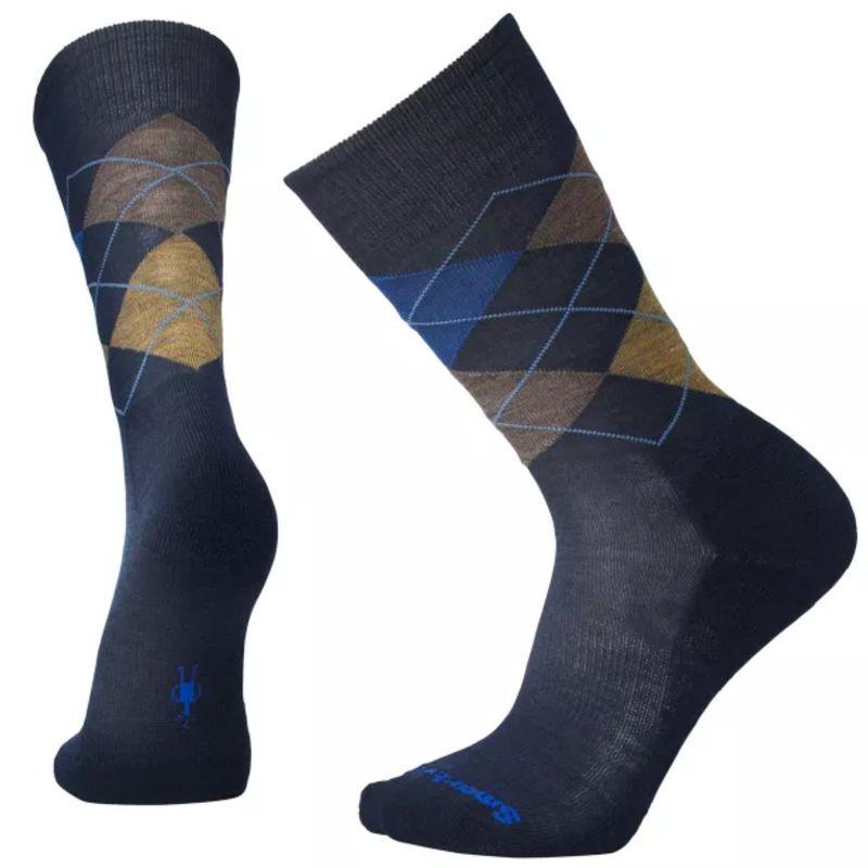 deep-navy-heather-sock
