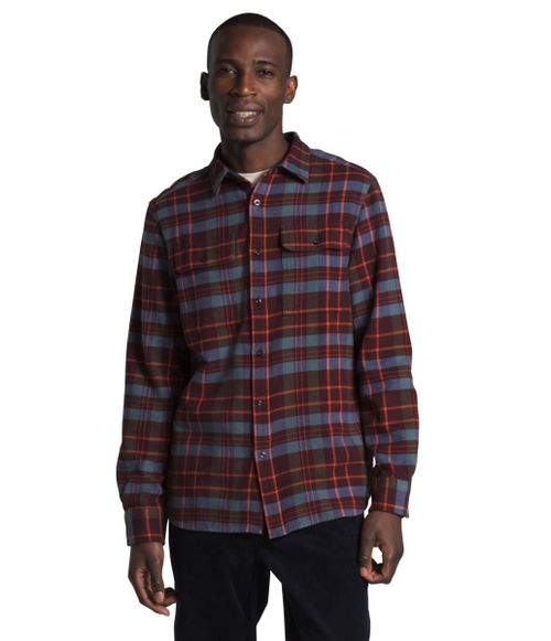 The North Face Arroyo Flannel Long Sleeve Shirt - Men's