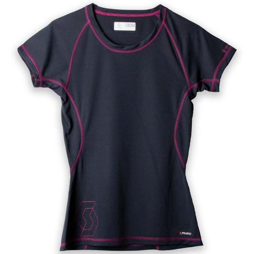 Scott Trail MTN 10 1/4 Zip Short Sleeve - Women's