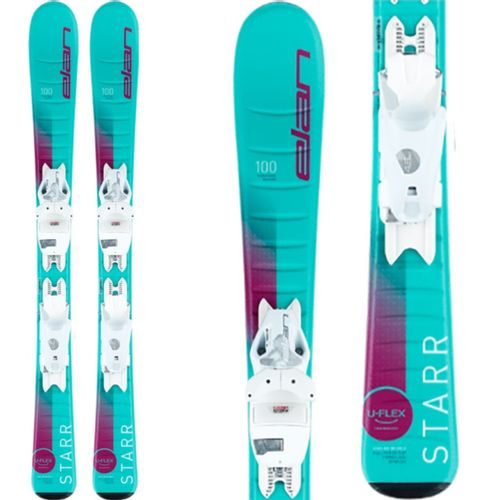 Elan Starr QS Ski W/ Shift Binding - Girls' - 2022