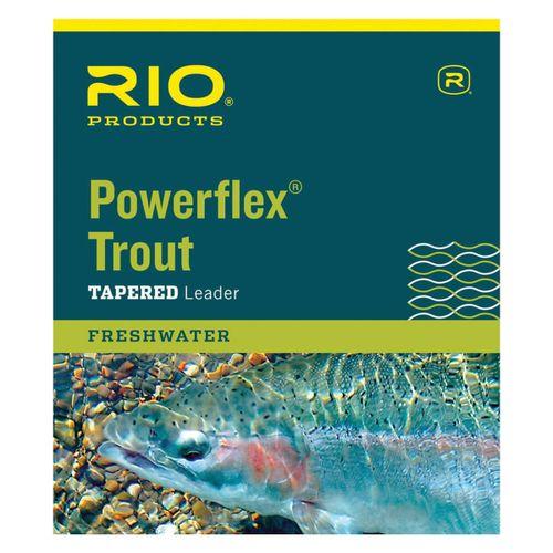 RIO Powerflex 7.5ft Trout Leader