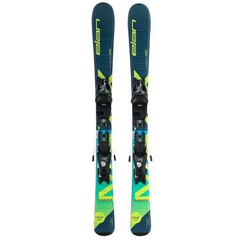 Elan Maxx QS Ski with EL Binding Kids' - 2022