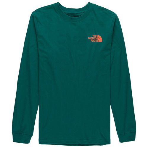 The North Face Parks Long Sleeve Graphic T-shirt - Men's