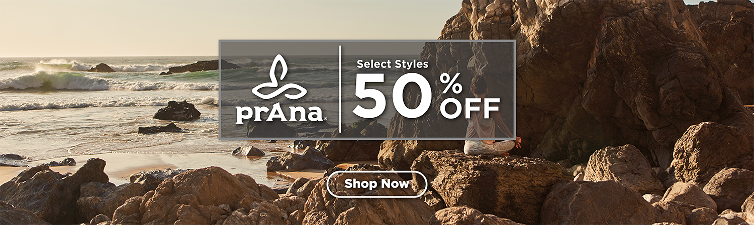 Prana 50%off select styles