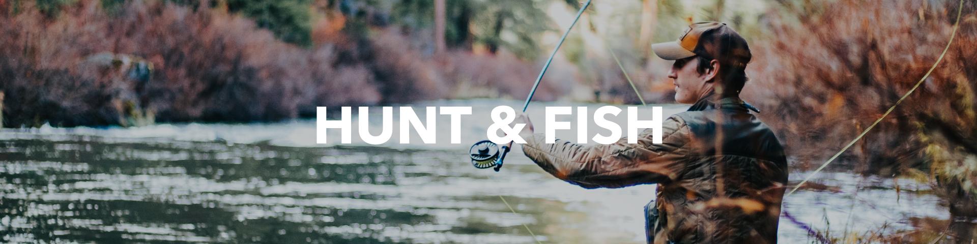 Hunt & Fish Department