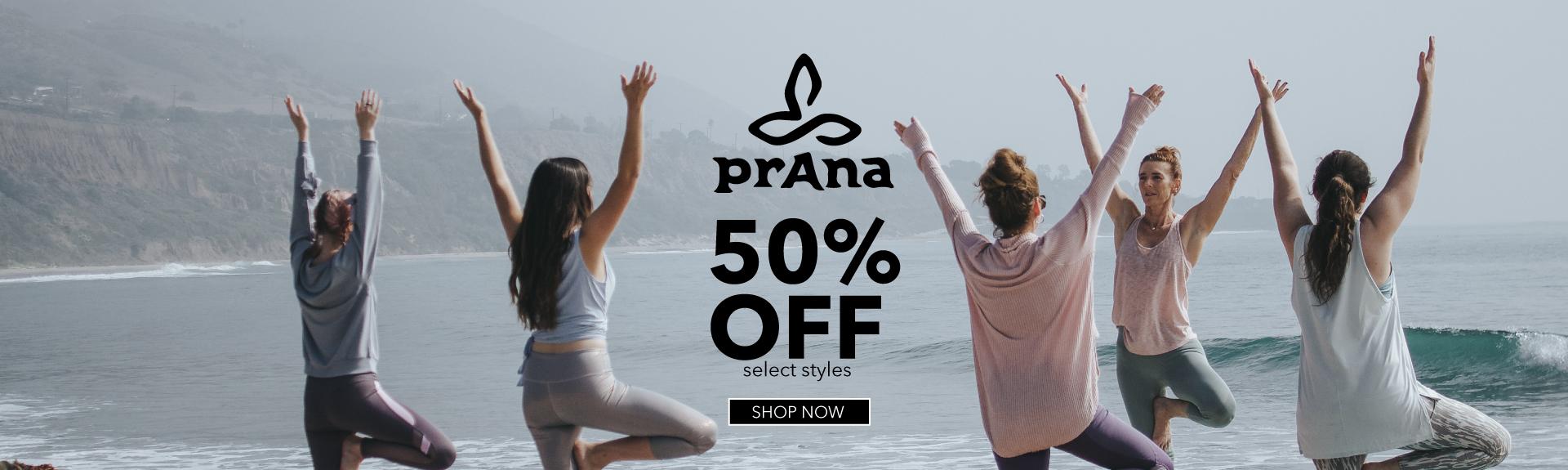 prAna - 50% OFF