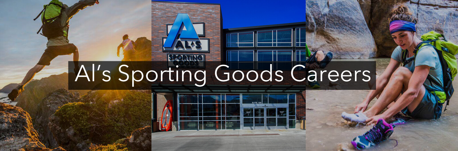 Al's Sporting Goods Careers